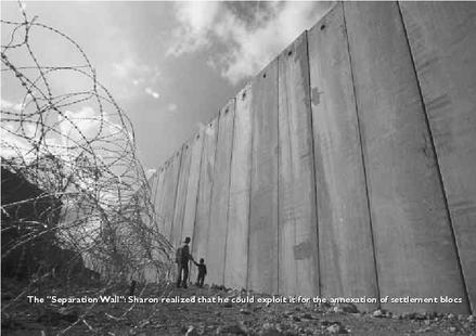 "The ""separation wall"". Annexation disguised as security."