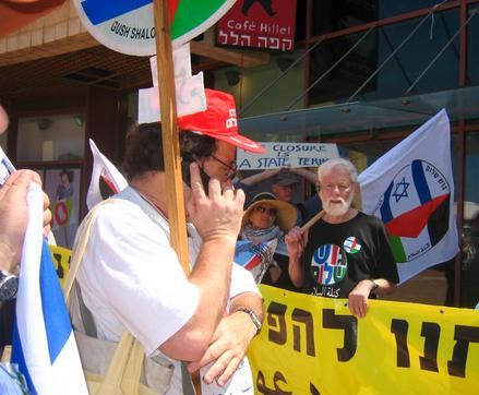 Adam Keller speaks with Gaza human rights activist Dr. Eyad al-Sarag