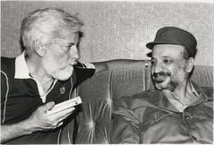הפגישה עם ערפאת בביירות הנצורה, 1982